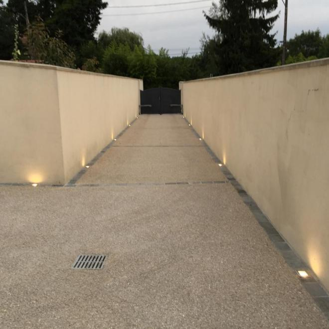 Eclairage led all e Eclairage allee exterieure